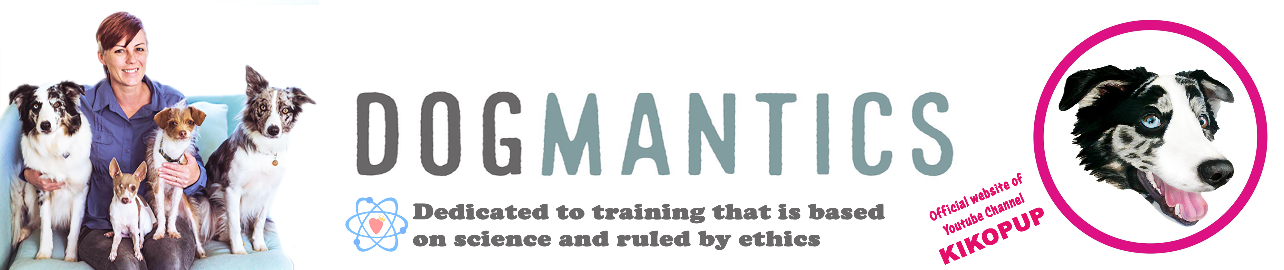 Dogmantics Dog Training